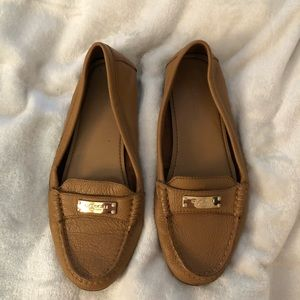Coach Fredrica Soft Leather Loafers/Flats Size 8